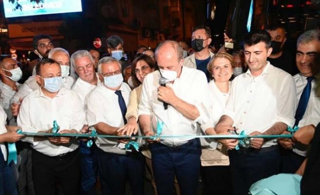 Muharrem İnce, Aydın'da CHP'lilere Anahtar değiştirin!