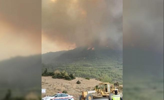 Akçaova'da iki mahalle boşaltıldı