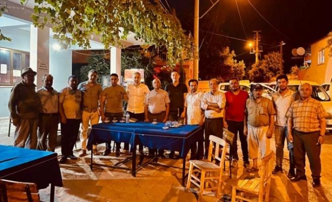 'Büyükşehir Sahada' uygulamasını devam ettiriyor