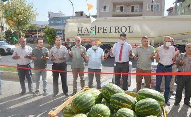 Tarım Kredi Kooperatif Market 413'üncü şubesi Çine'de açıldı