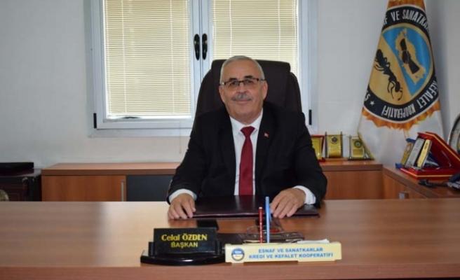 Başkan Celal Özden yeniden Bölge Birliği Yönetimi'nde