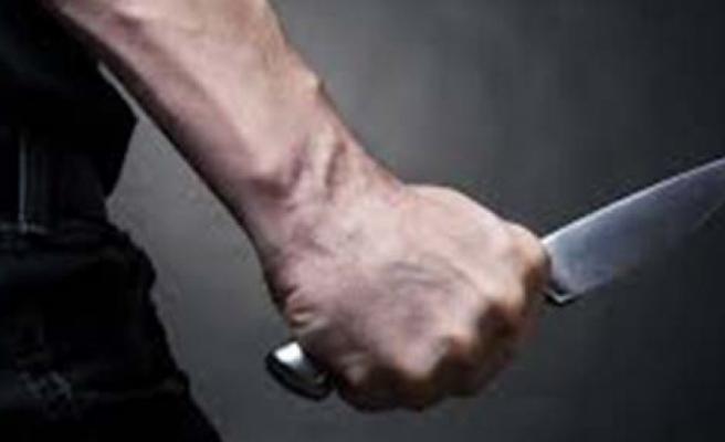 Çine'de bir genç bıçakla yaralandı