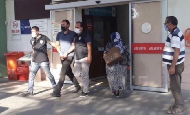 Küçük çocuğu bıçaklayan kişi tutuklandı