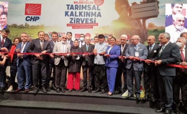 Büyükşehir Belediyesi Tarımsal Kalkınma Zirvesi'nde Aydın'ın Ürünlerini Tanıttı