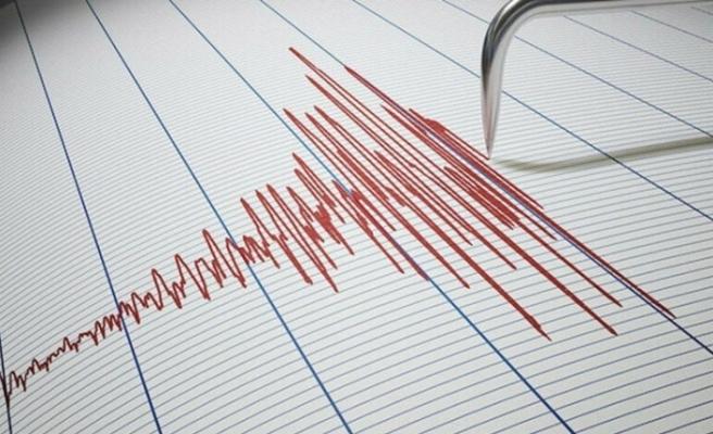 Deprem Çine'de hissedildi