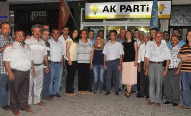 50 Kişilik AK Parti Çine İlçe Yönetimi Belli Oldu