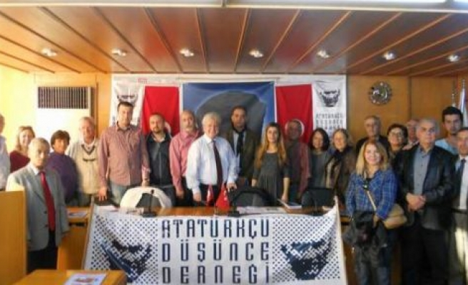 ADD Aydın İli Şubeleri Eşgüdüm Toplantısı Aydın'da Yapıldı