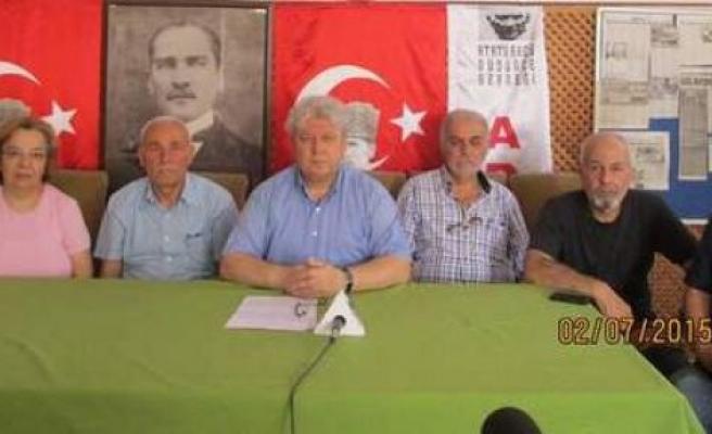 ADD Aydın Şubesi Sivas Katliamı Unutmadı
