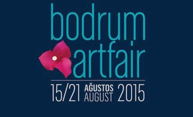 Ağustos'ta Bodrum'a Sanat Çıkartması