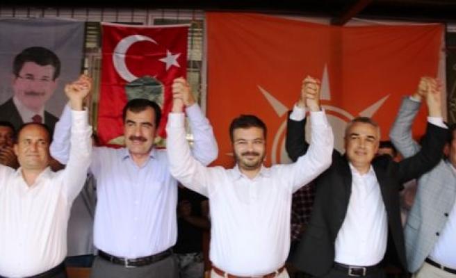 AK Parti Aydın Milletvekili Adaylarından 'Birlik ve Beraberlik'