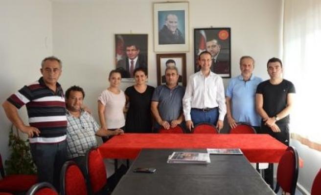 AK Parti Milletvekili A. Adayı Hakan Çağlar Erürker'den Birlik Ve Beraberlik Mesajı