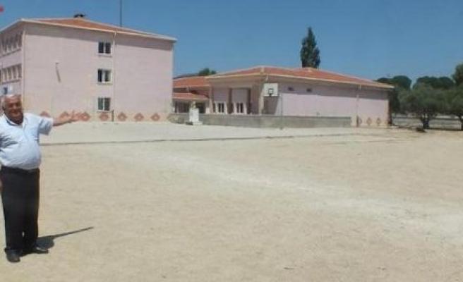 Akçaova'ya Ortaokul binası yapılacak
