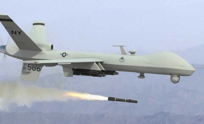 Amerika, Yemen'i vurdu: 5 ölü