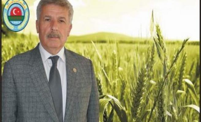 Atıgan, '14 Mayıs Dünya Çiftçiler Gününü kutladı
