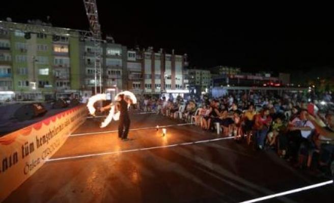 Aydın Büyükşehir Belediyesi Ramazan Ayı Etkinliklerinin Startını Verdi
