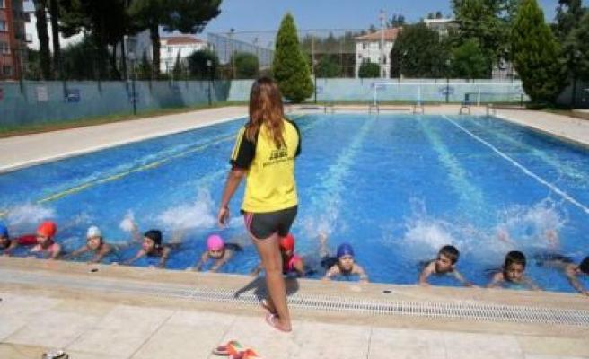 Aydın Büyükşehir Belediyesi Yaz Kursları Başladı