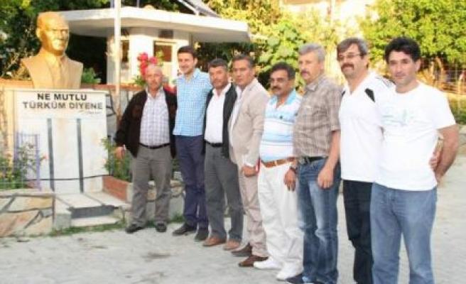 Aydın, Hüseyin Karagöz'ü Mecliste Sesleri Yapmaya Kararlı