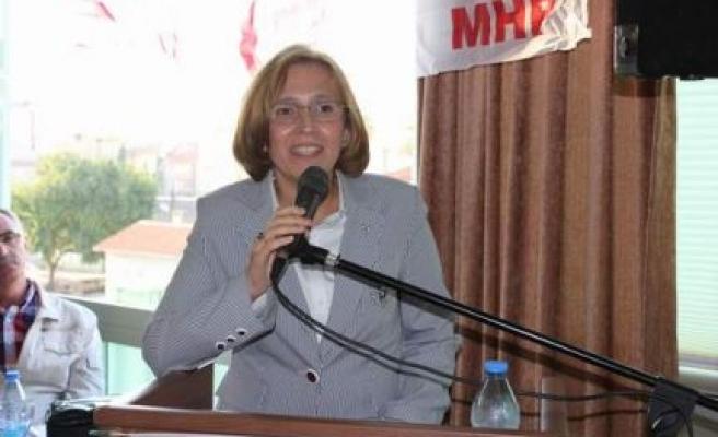 Aydın'da İlk Kez MHP'den Kadın Aday Mecliste