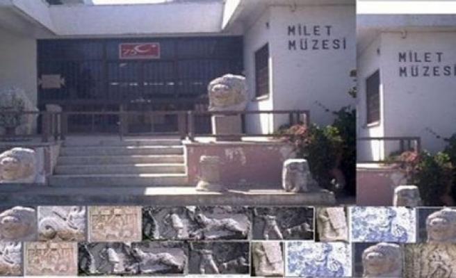 Aydın'da Müzelerin Geliri 3 Buçuk Milyon