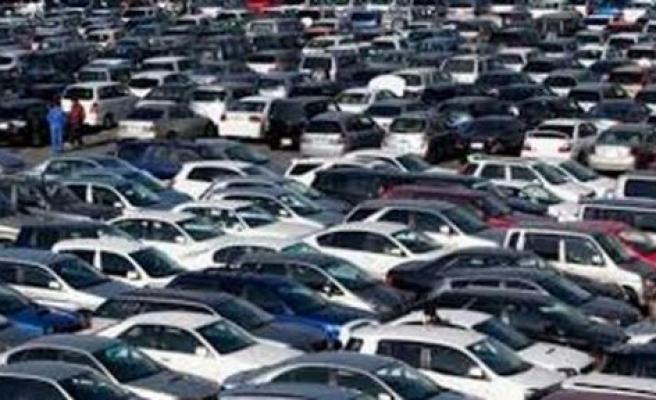 Aydın'da toplam araç sayısı 379 bin 338 oldu