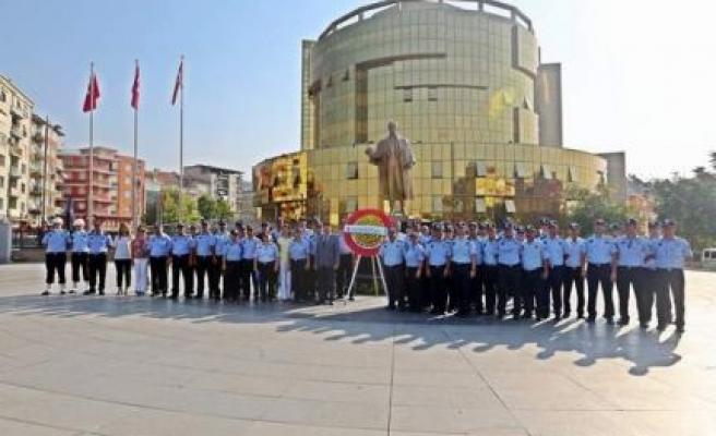 Aydın'da, Zabıtalar Haftası Kutlandı