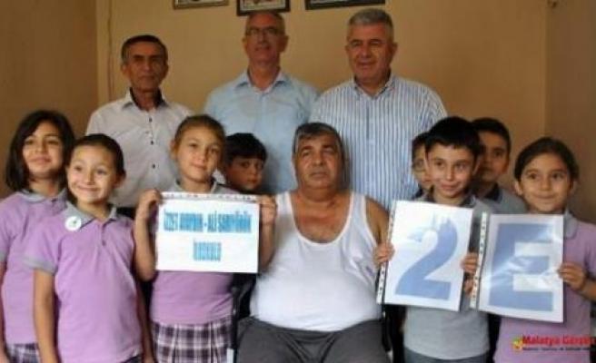 Başkan Kale'den Klarnetçi Yaşar'a Destek