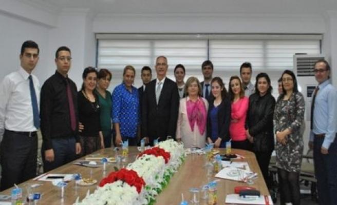 Belediye Personelline Toplumsal Cinsiyet Eşitliği Eğitimi Verildi