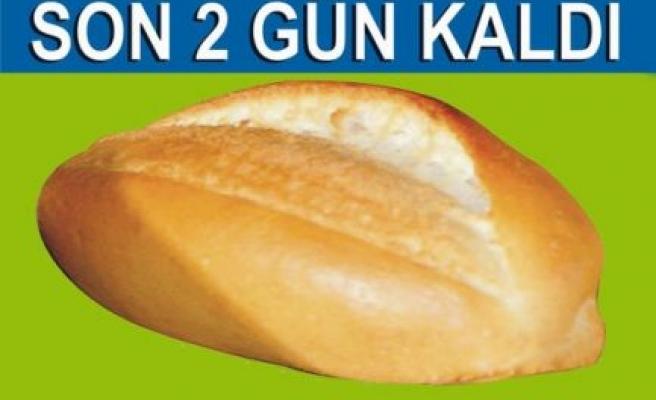 Beyaz ekmek tarih oluyor