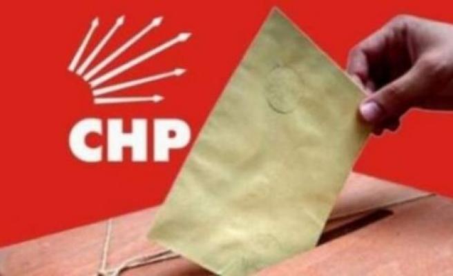 CHP Çine'de açılan 6 sandık sonuçları