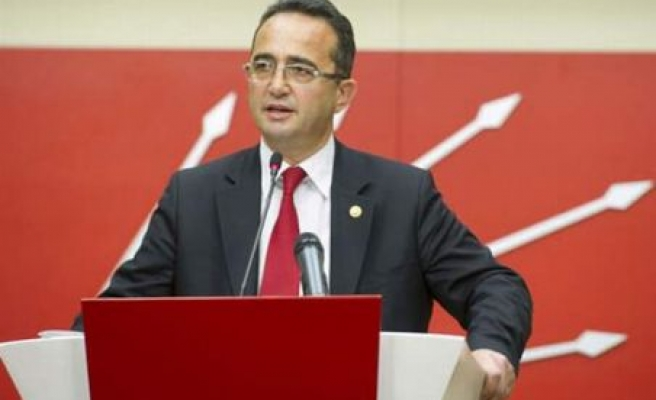CHP Genel Başkan Yardımcısı Bülent Tezcan'dan sert tepki...