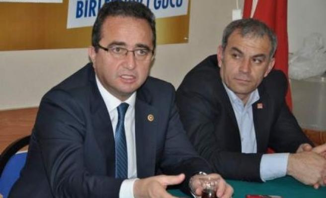 """CHP Genel Başkan Yardımcısı Tezcan """"Partimiz Çine'de tescillendi"""""""