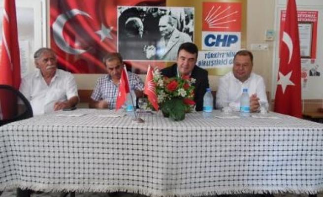CHP Milletvekili Baydar AKP Hükümetini Sert Sözlerle Eleştirdi