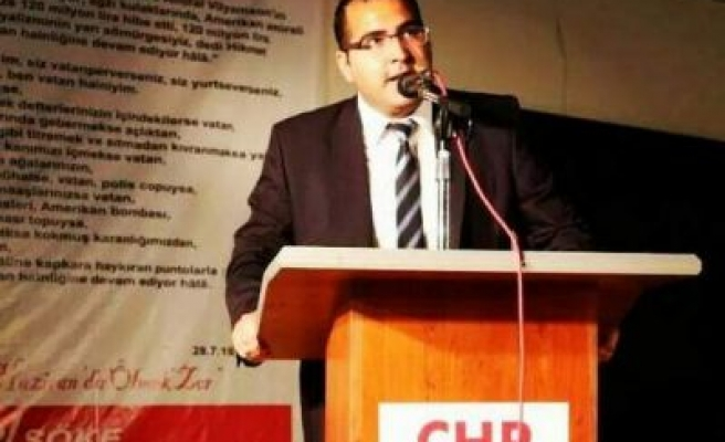 CHP'li Kemal Güneri'den AKP Milletvekili Sadık Atay'a Tepki