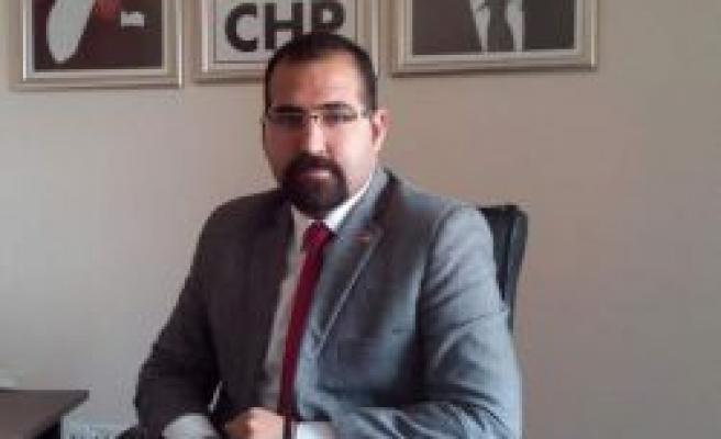 CHP'li  Kemal Güneri'den Tepki