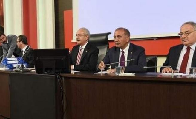 CHP'nin 1 Kasım adayları belli oldu