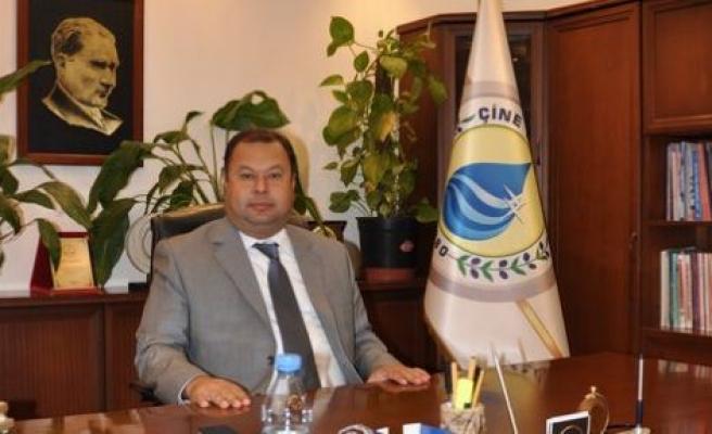 Çine Belediye Başkanı Dinçer'den, 23 Nisan Mesajı