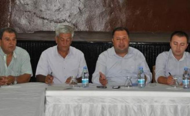 Çine Belediye Meclisi Ağustos ayı toplantısı yapıldı