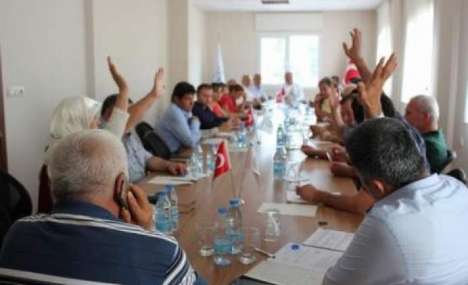 Çine Belediye Meclisi Ağustos Toplantısı Yapıldı