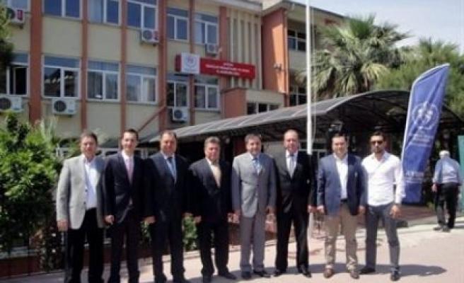 Çine'den, Akın'a ziyaret