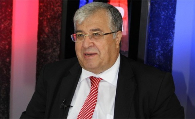 DSP Lideri Türker'den başsağlığı mesajı