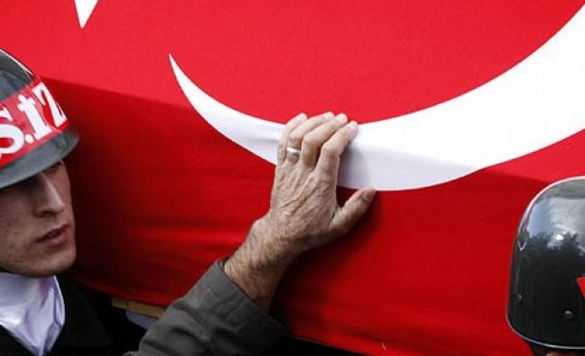 Şehitlerin cenazesi Ankara'ya gönderildi
