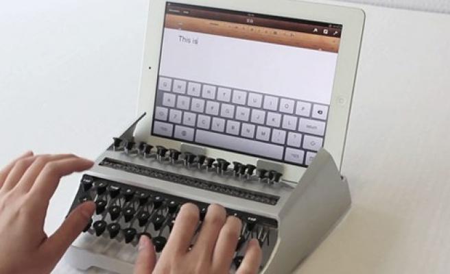 Elektronik daktilo devrimi
