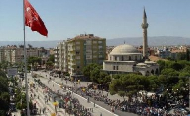 En çok Aydınlının yaşadığı il İzmir