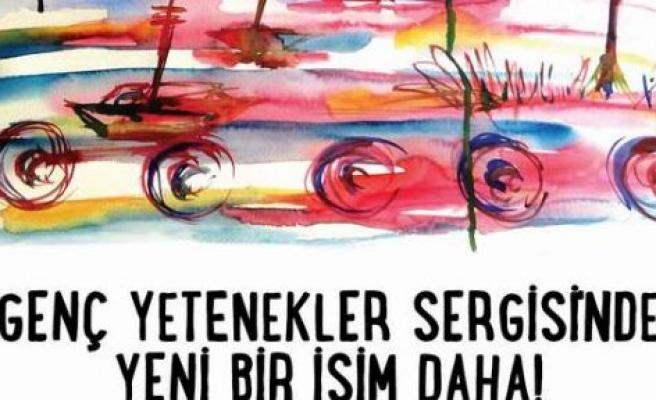 Forum Aydın'dan Genç Yetenekli Ressam Artun Kıran'a Destek