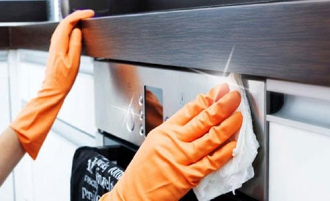 Fırınınızı kolayca nasıl temizlersiniz?