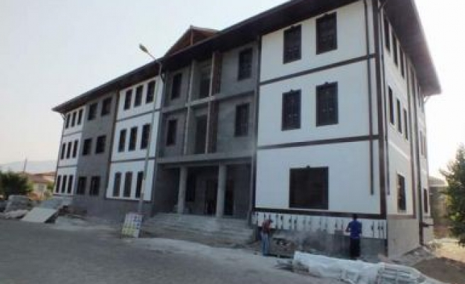 Germencik yeni belediye hizmet binasına kavuşuyor