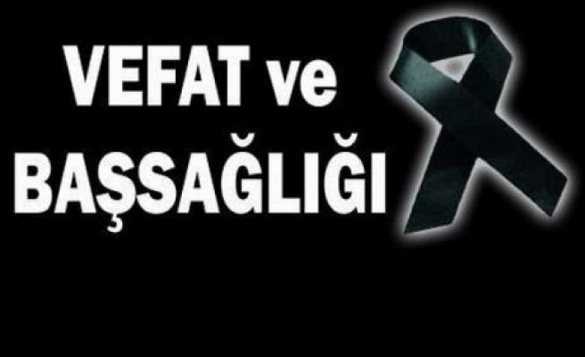 Hacı Ahmet Şükrü Güney Vefat Etti