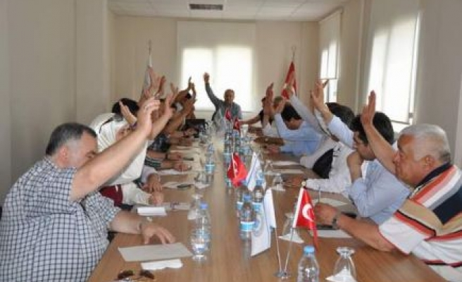 Haziran Meclis Toplantısı yapıldı