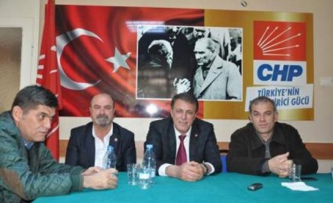 """Hüseyin Yıldız, """"8 Haziran'da Türkiye'ye güneş gibi doğacağız"""""""