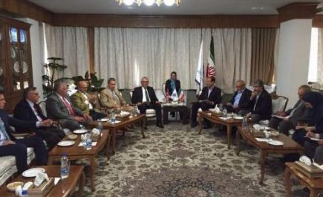 İran büyük fırsatlar sunuyor